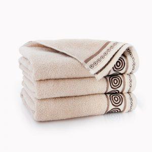 ręcznik beżowy zakopane
